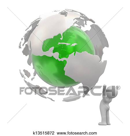 Marvelous Clip Art   Save The World. Fotosearch   Search Clipart, Illustration  Posters, Drawings