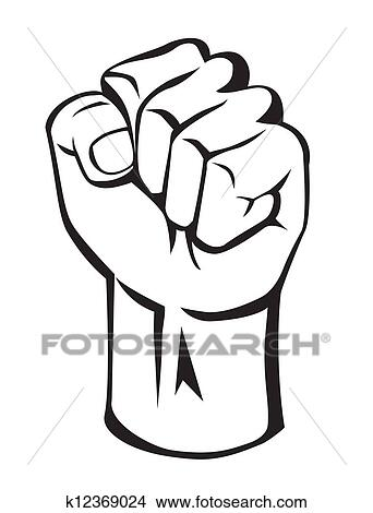 clipart of strong hand k12369024 search clip art illustration rh fotosearch com clipart strong man clipart strong boy