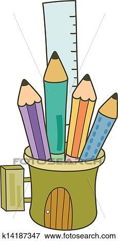 Pencil Case Clipart Pen & Pencil Cases Clip Art - Pencil Case Art Clip -  Free Transparent PNG Clipart Images Download