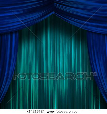 clipart of theater curtains k14216131 search clip art