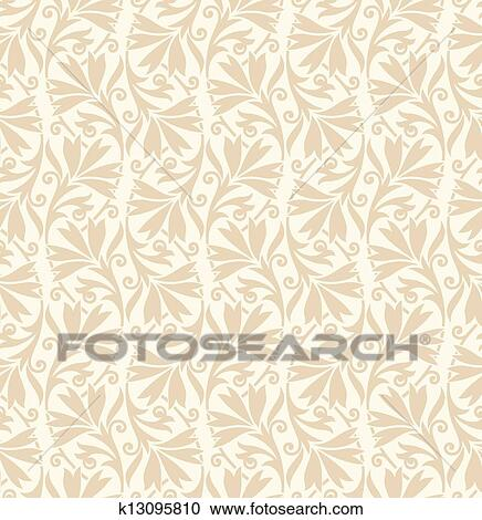 Traditional Wedding Card Background Clipart K13095810