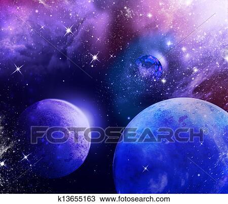 Dessin Univers K13655163 Recherchez Des Cliparts Des