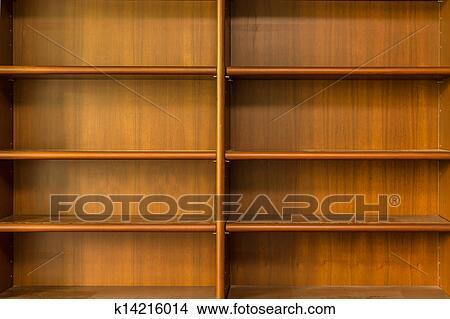 Disegni - vuoto, legno, mensola libro, con, scale k14216014 - Cerca ...