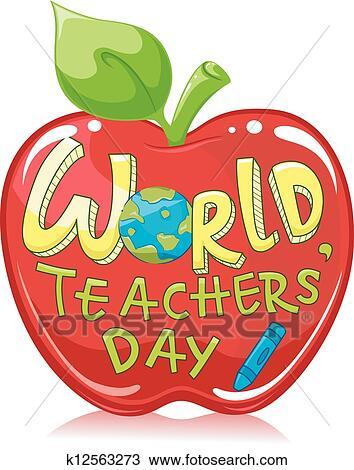 Teachers Day Clipart