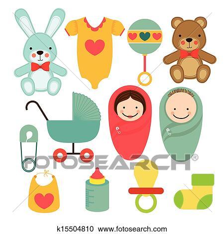Acquazzone Bambino Disegno Clipart K15504810 Fotosearch