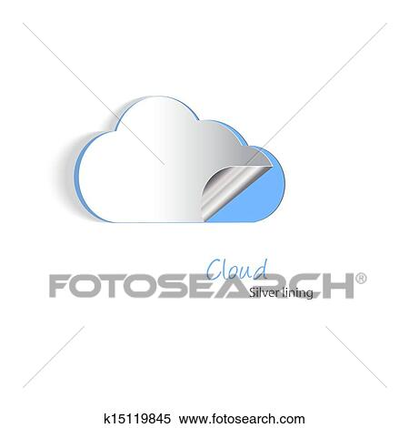 picture about Printable Clouds Cut Out named cloud reduce out -