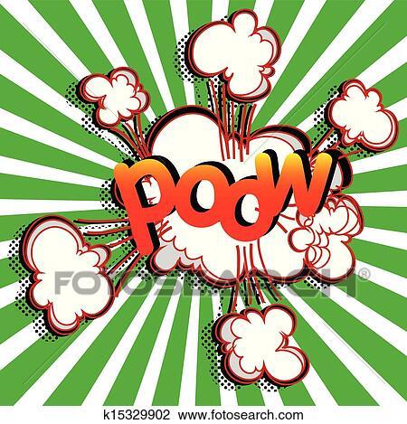 Comic Strip Comic Art Comic Book Clipart K15329902 Fotosearch