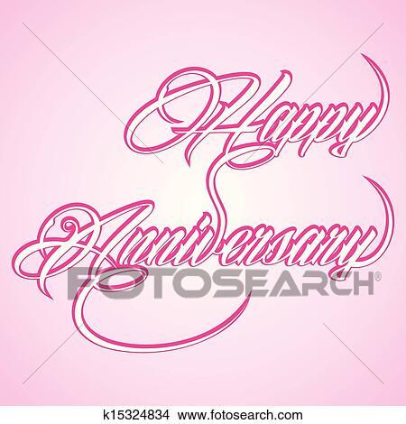 Happy Anniversary Png Transparent - Happy Marriage Anniversary Png ,  Transparent Cartoon - Jing.fm