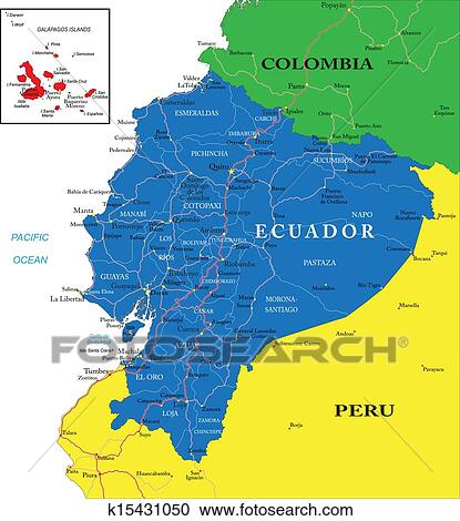 Clipart of ecuador map k15431050 search clip art illustration clipart ecuador map fotosearch search clip art illustration murals drawings and publicscrutiny Choice Image