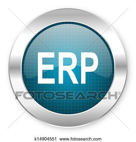 stock photography of erp icon k14904551 search stock photos