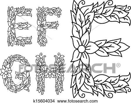 E Clip Art