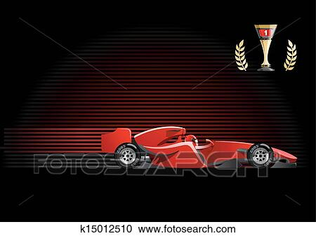 clipart of formula 1 k15012510 search clip art illustration