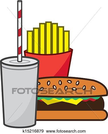 Hamburger Milkshake French Fries Fast Food Veggie Burger, PNG, 600x507px,  Hamburger, Cheeseburger, Cuisine, Drink, Fast Food