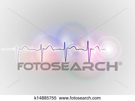 Heartbeat Line Art : Clipart of heartbeat symbol k search clip art