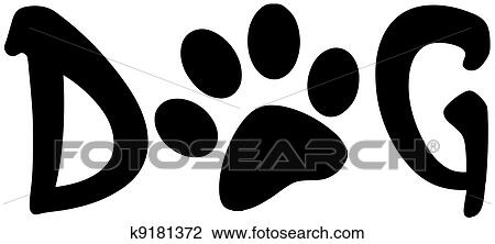 Free Dog Paw Print, Download Free Clip Art, Free Clip Art on Clipart Library