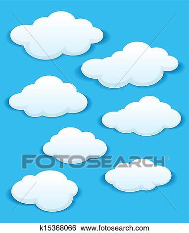 Blue Sky Clip Art