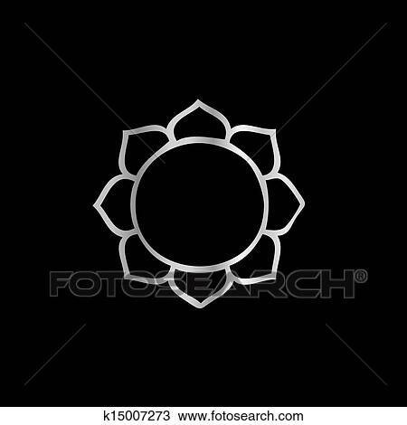 Clipart of symbol of buddhism lotus flower k15007273 search clip symbol of buddhism lotus flower mightylinksfo