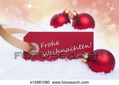 حلية معمارية ب Frohe Weihnachten ألبوم الصور K15981080