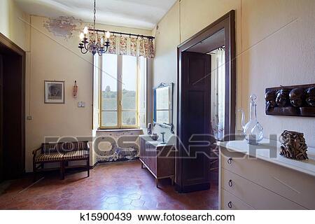 Landhaus Eingang stock fotograf alt landhaus eingang zimmer k15900439 suche