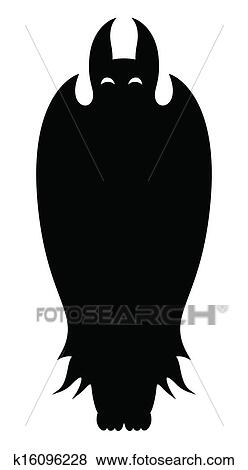 drawing art cartoon vampire halloween bat silhouette vector illustration