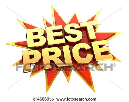 stock illustration of best price icon k14686955 search clipart