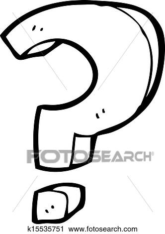 Cartoon Question Mark Clipart