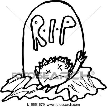 childs-drawing-of-a-zombie-rising-from-clip-art__k15551679.jpg