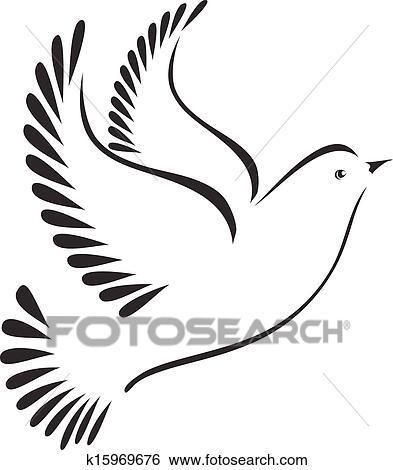 Colomba O Uccello Clip Art