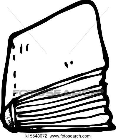 Dessin Anime Ferme Livre Clipart