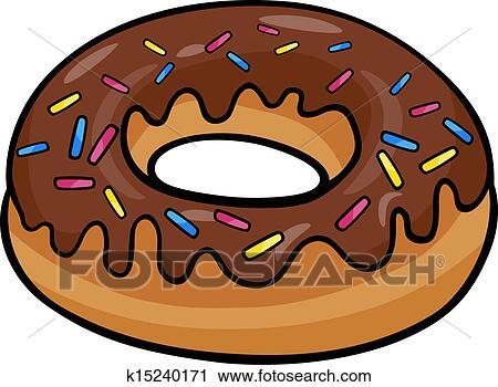 Afbeeldingsresultaat voor donut tekening