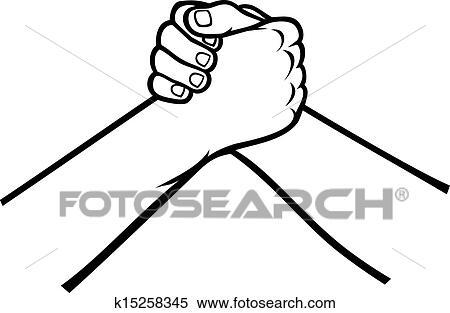 Handshake Clipart K15258345