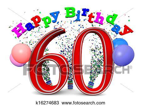 happy 60th birthday clip art print 1 clip art vector site