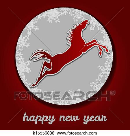 Happy New Year Horse Images 36