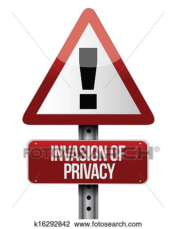 clipart of invasion of privacy road sign illustration Speech Clip Art Boss Clip Art