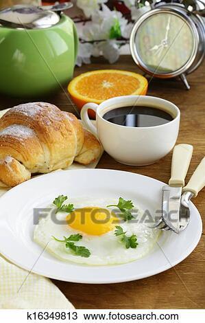 kontinental frokost