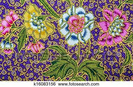 Stock Images Of Malaysia Batik Pattern K60 Search Stock Extraordinary Batik Pattern