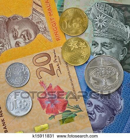 Stock Photography Of Malaysian Currency K15911831 Search Stock