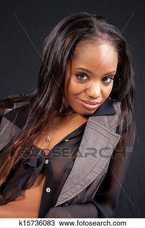 Pretty black ladies