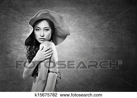 kjønn asiatisk hvit