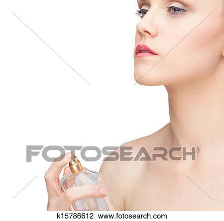 Vakre naken modeller