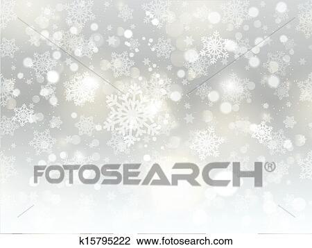 Hintergrund Weihnachten.Weihnachten Schneeflocke Hintergrund Clipart