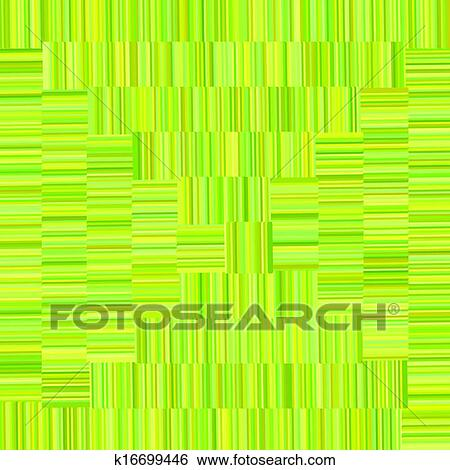 Abstract Light Green Background Stock Illustration