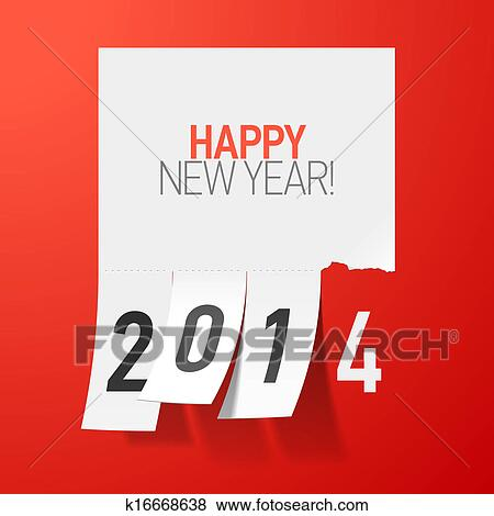Clip art of happy new year 2014 greetings k16668638 search clipart clip art happy new year 2014 greetings fotosearch search clipart illustration posters m4hsunfo
