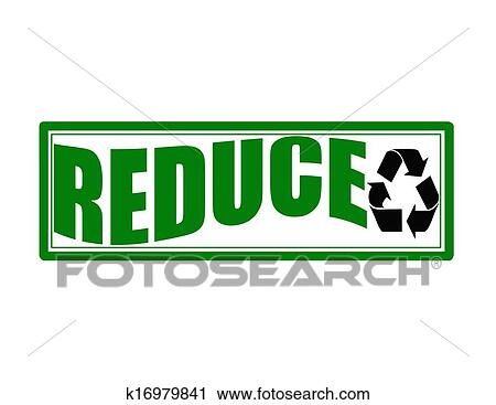 Clipart of Reduce k16979841 - Search Clip Art ...