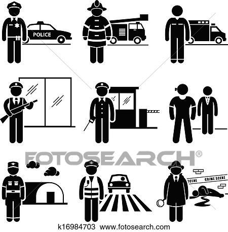 Resultado de imagem para desenho segurança pública