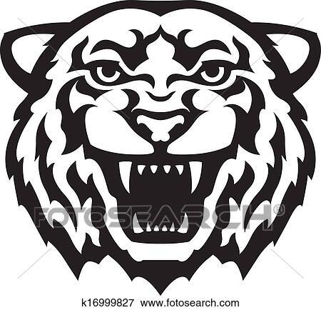 T黎e De Tigre Dessin