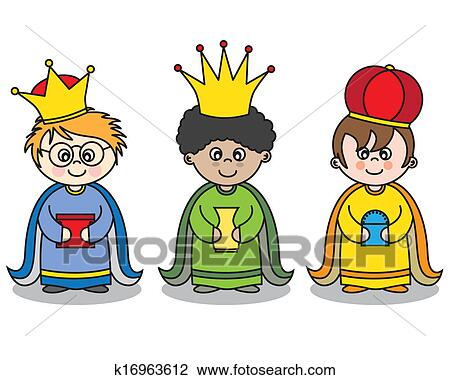clipart of three kings vector k16963612 search clip art rh fotosearch com three kings clip art we three kings clipart