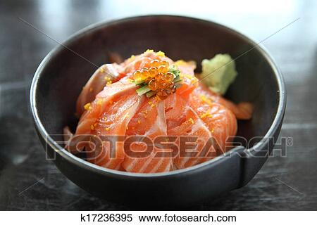 87e25420cff7 Stock Image of salomon sushi rice don k17236395 - Search Stock ...