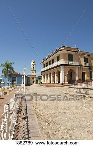 Museo Romantico.Palacio Brunet Now The Museo Romantico With The Iglesia Y Convento