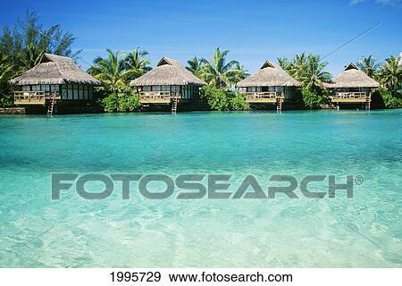 French Polynesia Tahiti Moorea Park Royal Hotel Taken